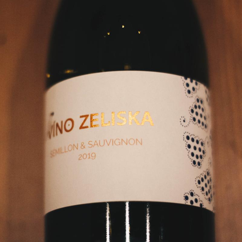 Sémillon & Sauvignon 2018 Víno Zeliska