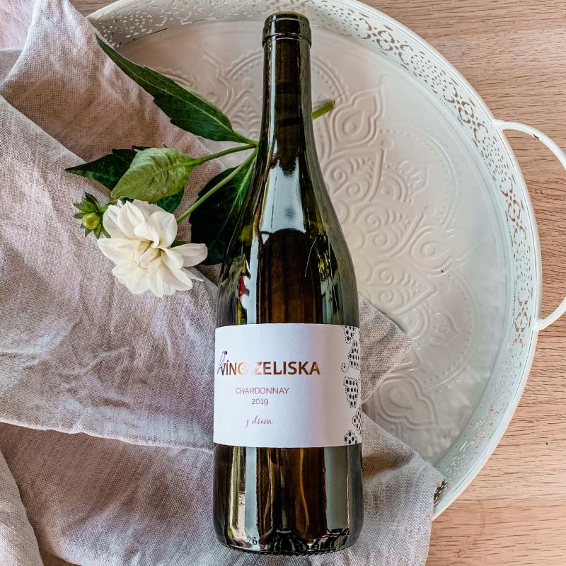 Chardonnay 2019 Víno Zeliska